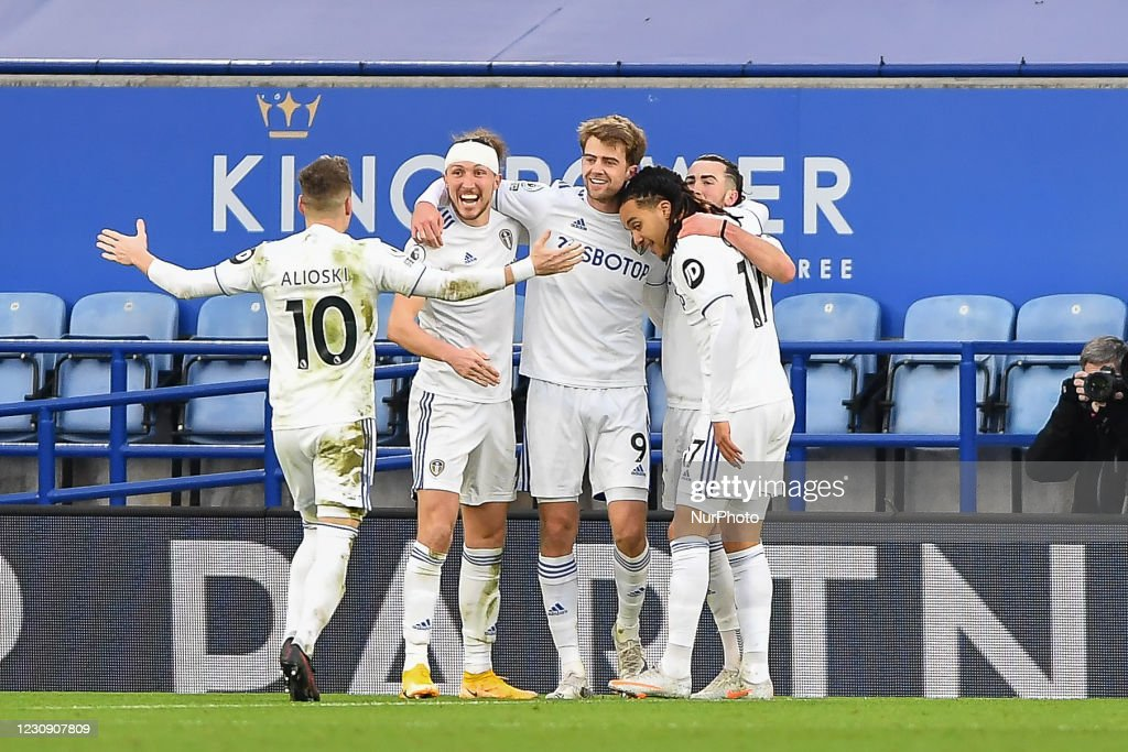 Leicester City v Leeds United - Premier League : News Photo