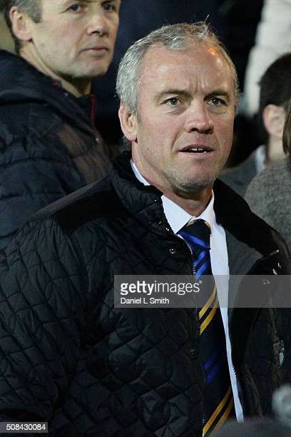 Leeds Rhinos Head Coach Brian McDermott during the First Utility Super League opening match between Leeds Rhinos and Warrington Wolves at Headingley...