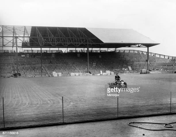 Leeds Road was a football stadium in Huddersfield. It operated from its construction in 1908 until the Alfred McAlpine Stadium was opened nearby for...