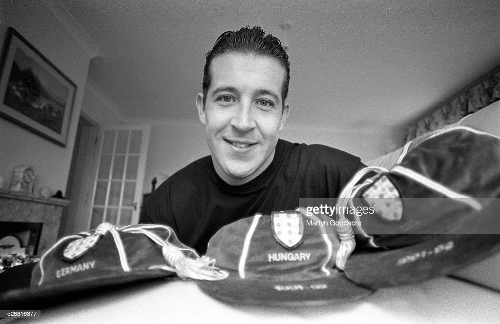 Nigel Martyn Goalkeeper 1996 : News Photo