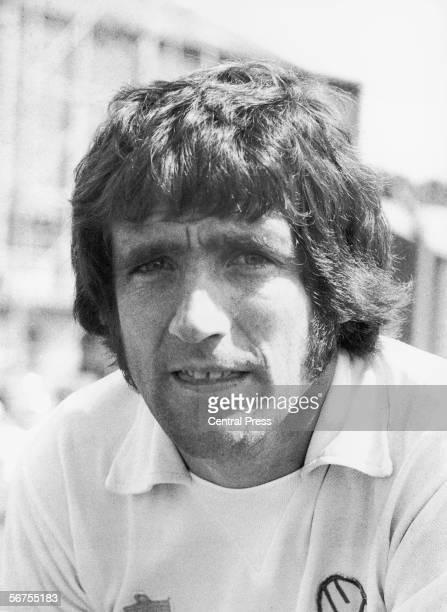 Leeds United footballer Norman Hunter 2nd August 1974