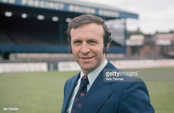 Leeds United manager Jimmy Armfield circa 1975 Armfield is a former Blackpool and England right back