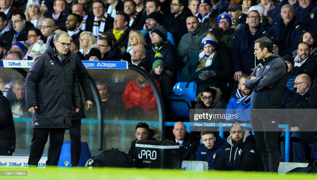 Leeds United v Derby County - Sky Bet Championship : News Photo