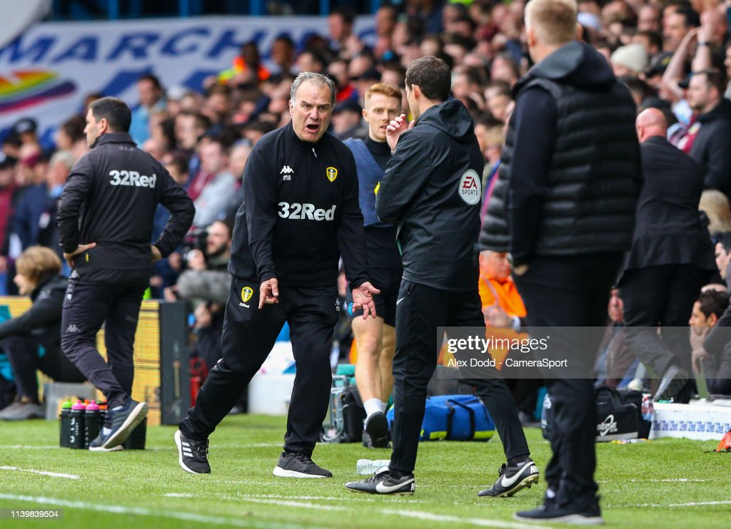 Leeds United v Aston Villa - Sky Bet Championship : News Photo