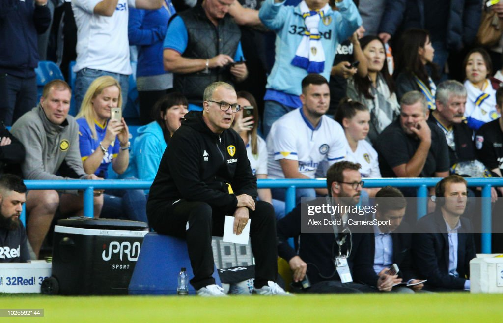 Leeds United v Middlesbrough - Sky Bet Championship : Nachrichtenfoto