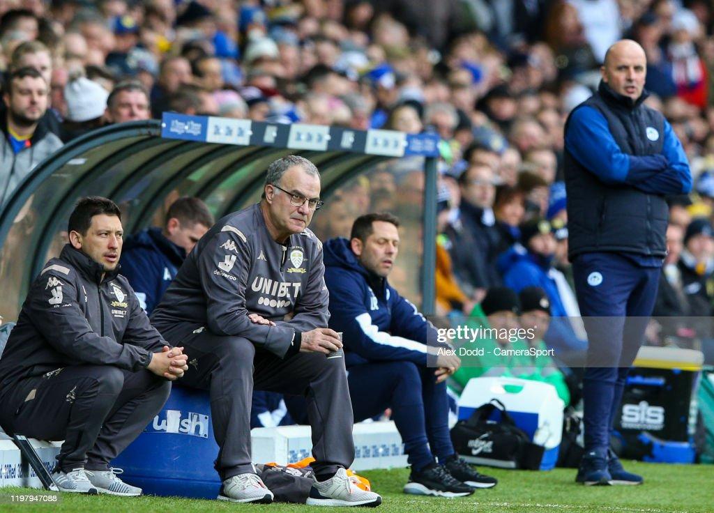 Leeds United v Wigan Athletic - Sky Bet Championship : News Photo