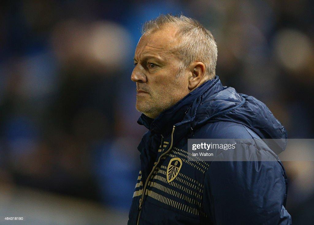 Brighton & Hove Albion v Leeds United - Sky Bet Championship : News Photo