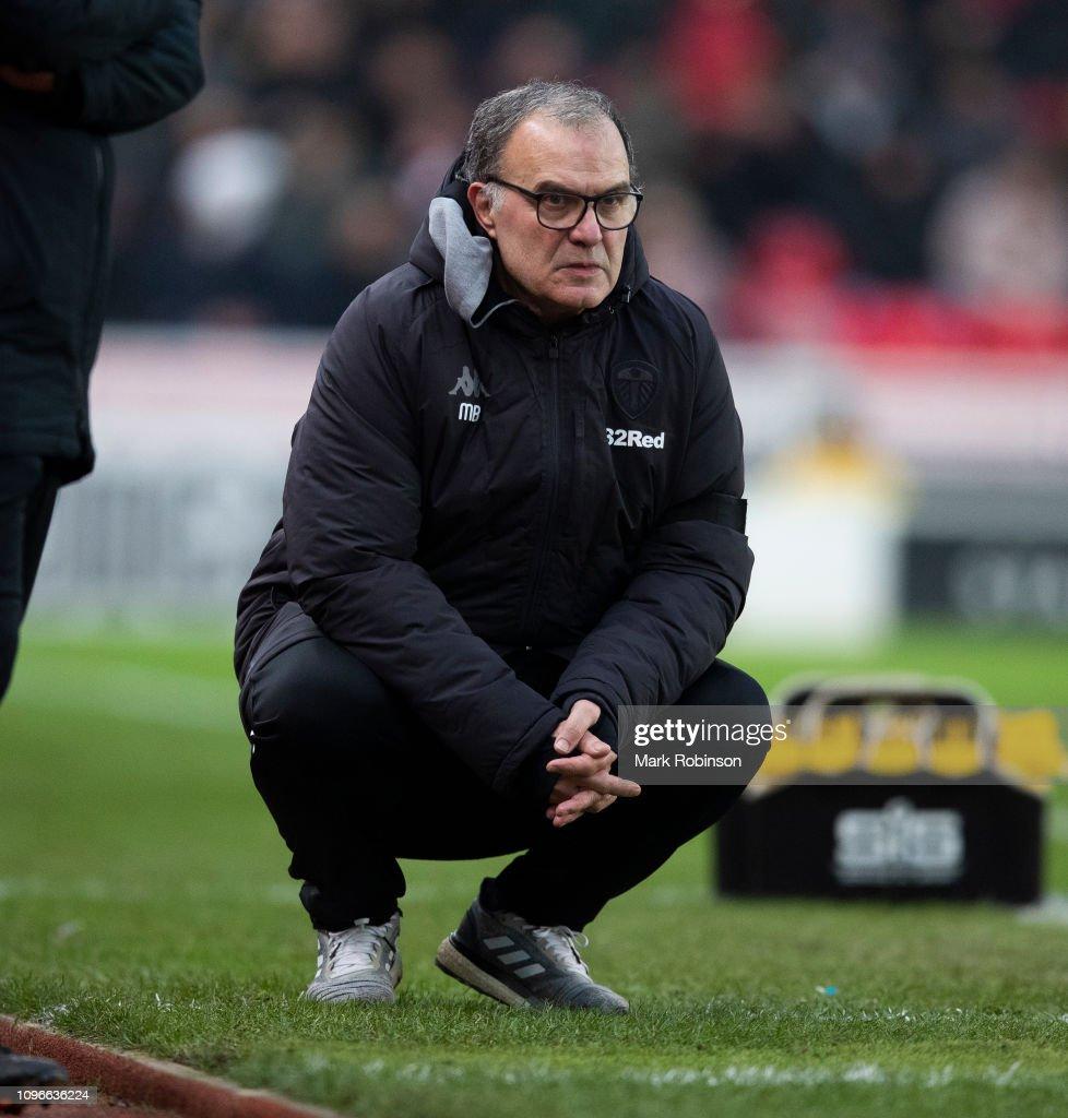 Stoke City v Leeds United - Sky Bet Championship : News Photo