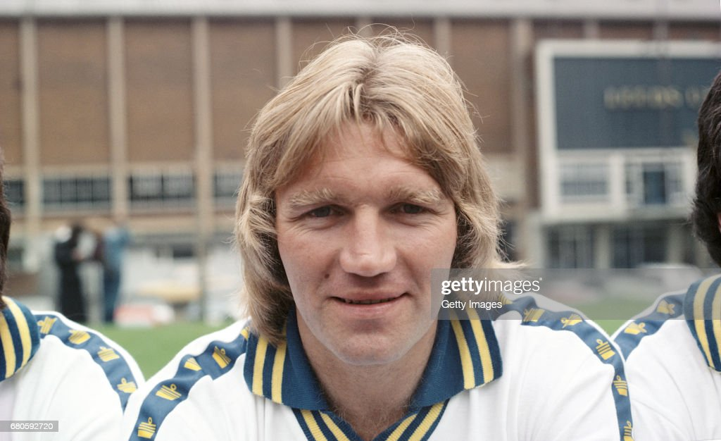 Tony Currie Leeds United 1978 : News Photo