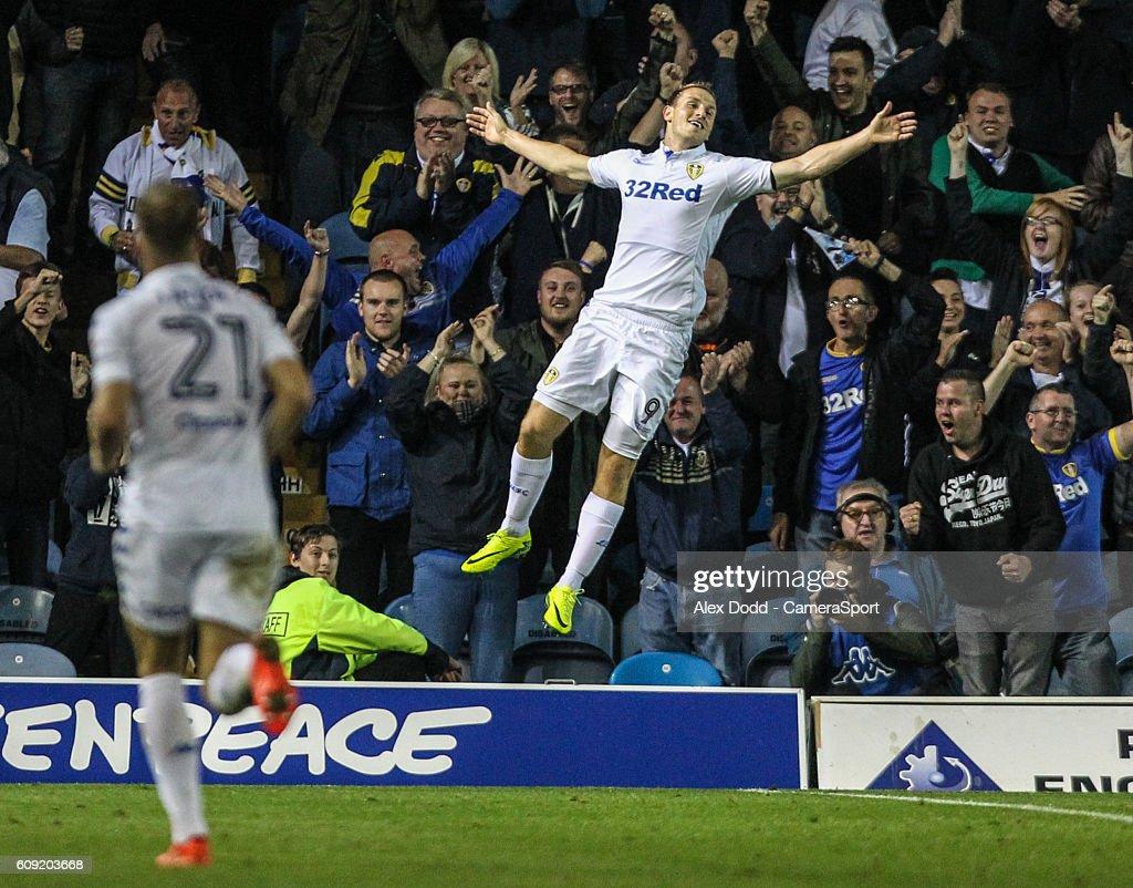 Leeds United v Blackburn Rovers - EFL Cup Third Round : News Photo