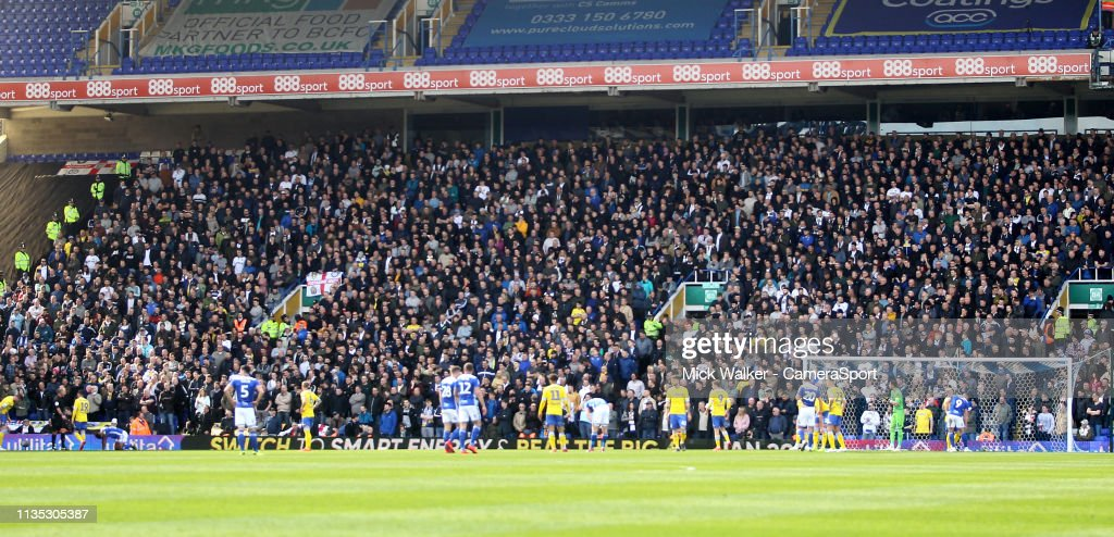 Birmingham City v Leeds United - Sky Bet Championship : News Photo