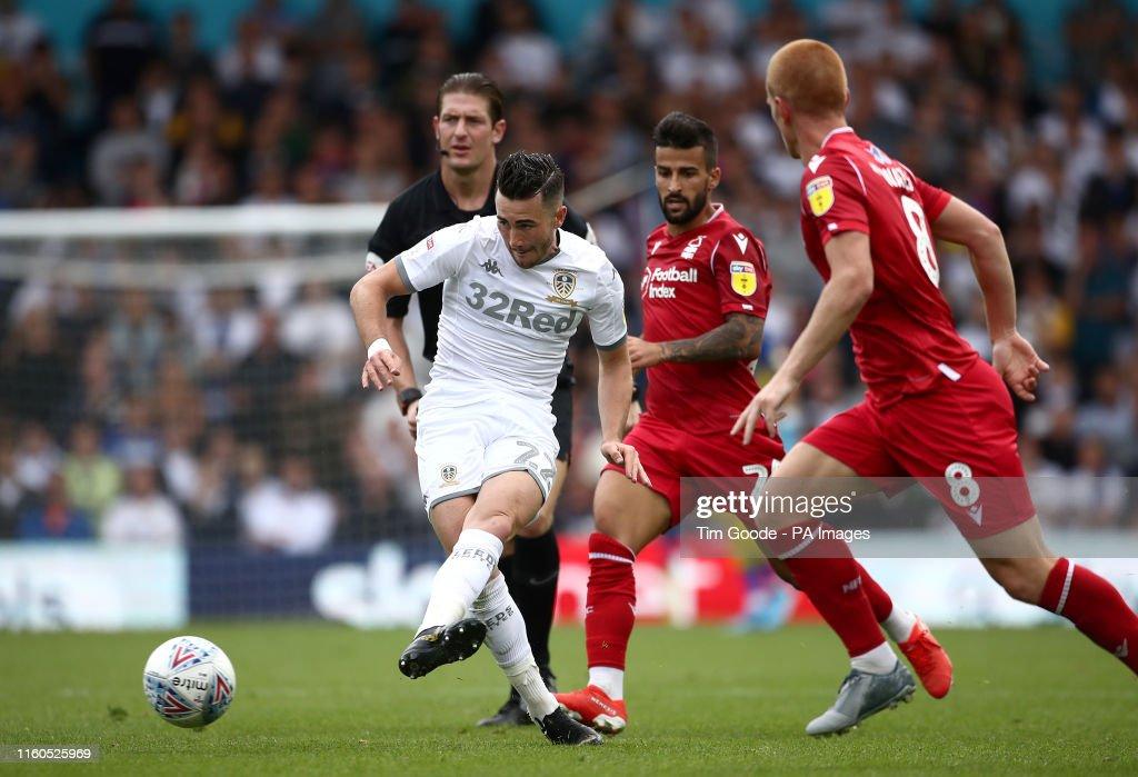 Leeds United v Nottingham Forest - Sky Bet Championship - Elland Road : News Photo