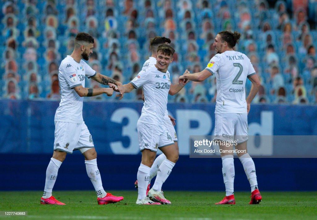 Leeds United v Charlton Athletic - Sky Bet Championship : News Photo