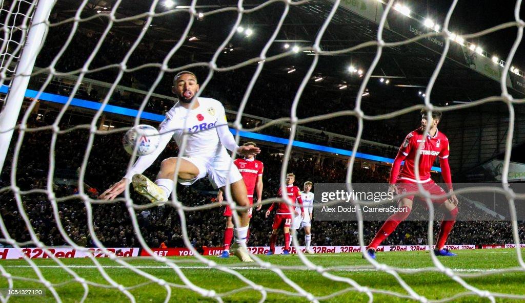 Leeds United v Nottingham Forest - Sky Bet Championship : News Photo