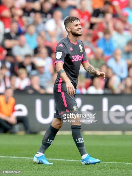 Leeds United's Mateusz Klich during the Sky Bet Championship match between Bristol City and Leeds United at Ashton Gate on August 4 2019 in Bristol...