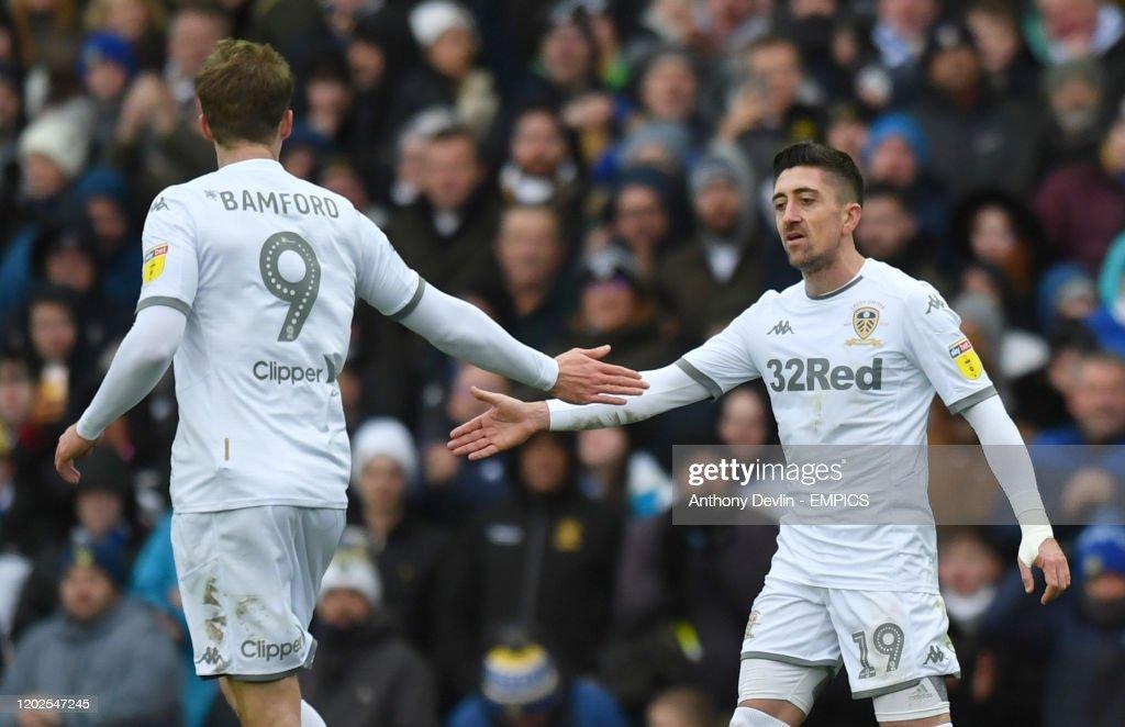 Leeds United v Reading - Sky Bet Championship - Elland Road : News Photo