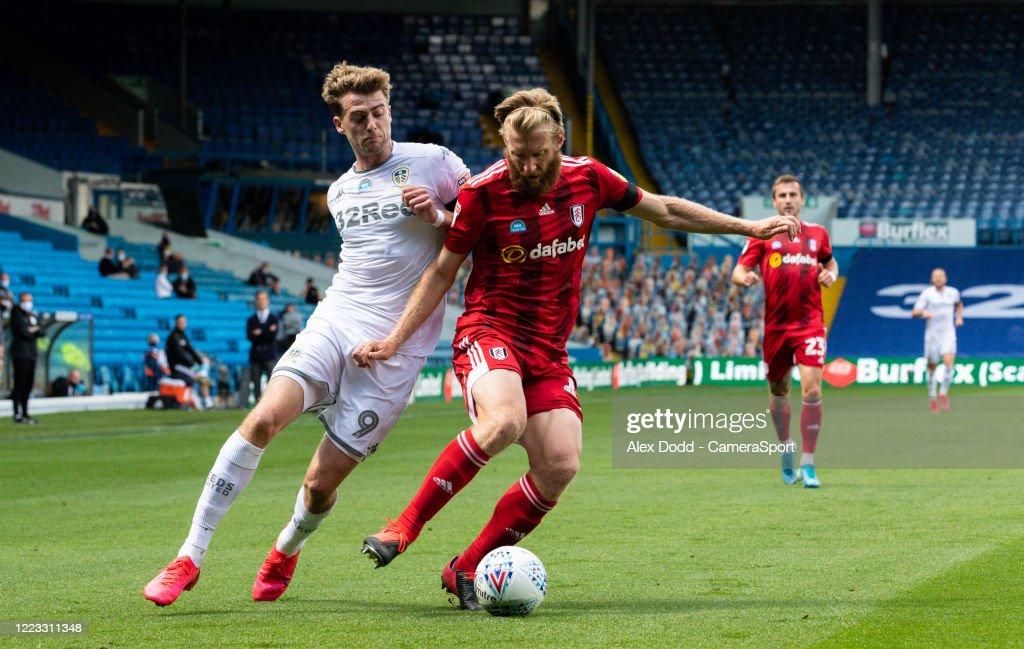 Leeds United v Fulham - Sky Bet Championship : News Photo