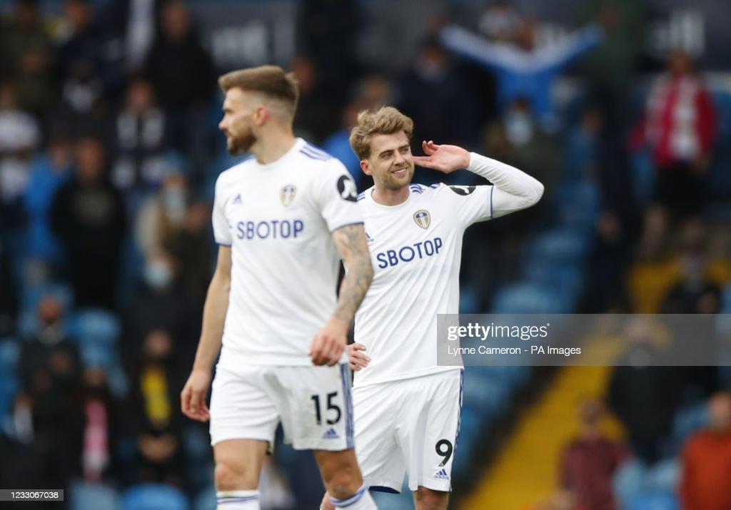 Leeds United v West Bromwich Albion - Premier League - Elland Road : News Photo
