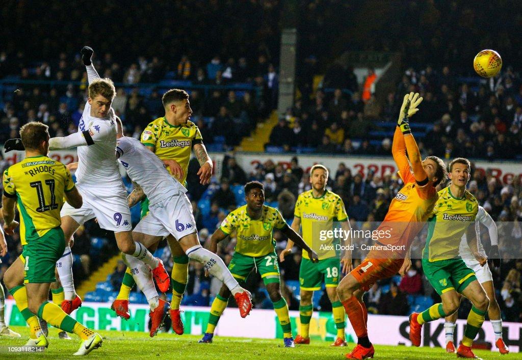 Leeds United v Norwich City - Sky Bet Championship : News Photo