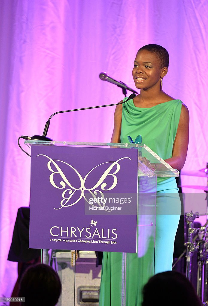 The 13th Annual Chrysalis Butterfly Ball Sponsored By Audi, Kayne Anderson And Stella Artois : News Photo