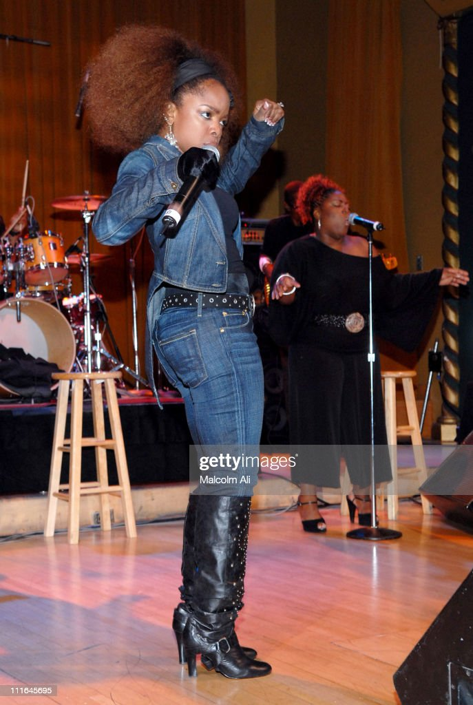 Indiana Black Expo and Club Jet Present Leela James in Concert - July 13, 2006