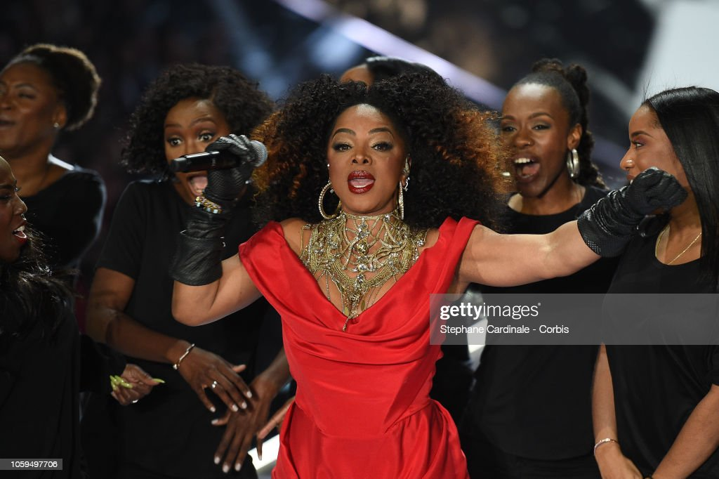 Leela James Performs Duringt The 2018 Victoria S Secret Fashion Show