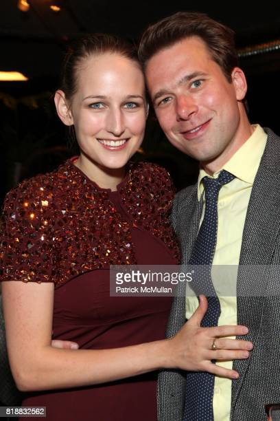 Leelee Sobieski and Christopher Bollen attend New Museum Spring Gala and After Party Sponsored by Interview Magazine Melissa Shoes and Prairie Vodka...