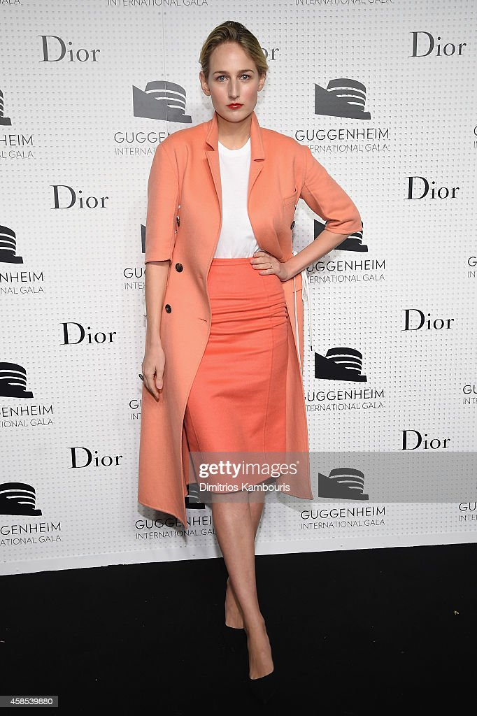 Guggenheim International Gala Dinner Made Possible By Dior