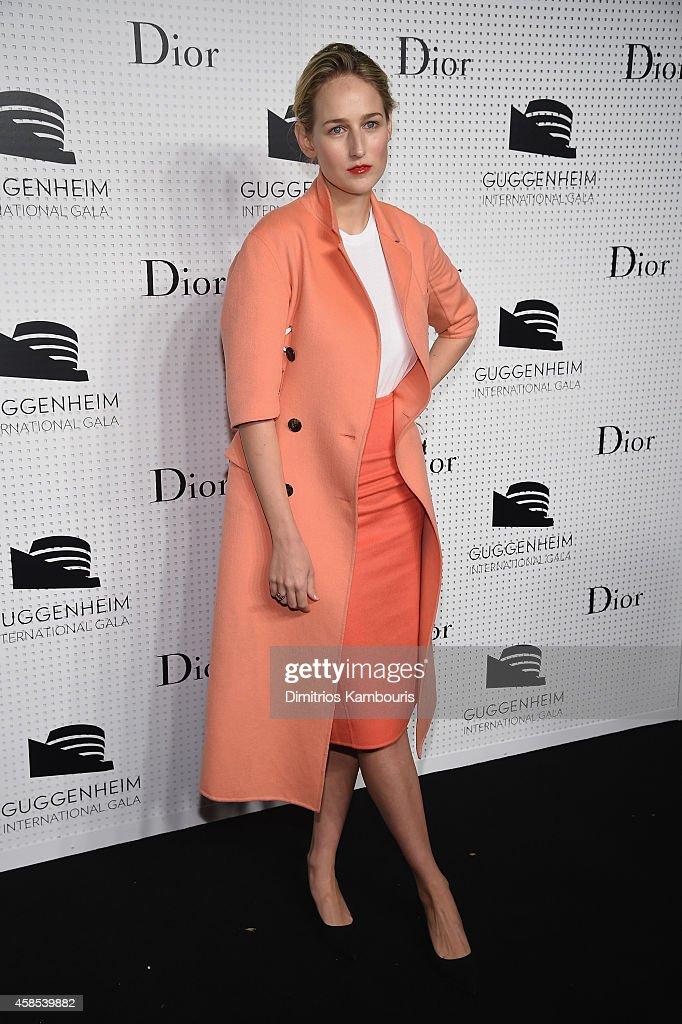 Guggenheim International Gala Dinner Made Possible By Dior