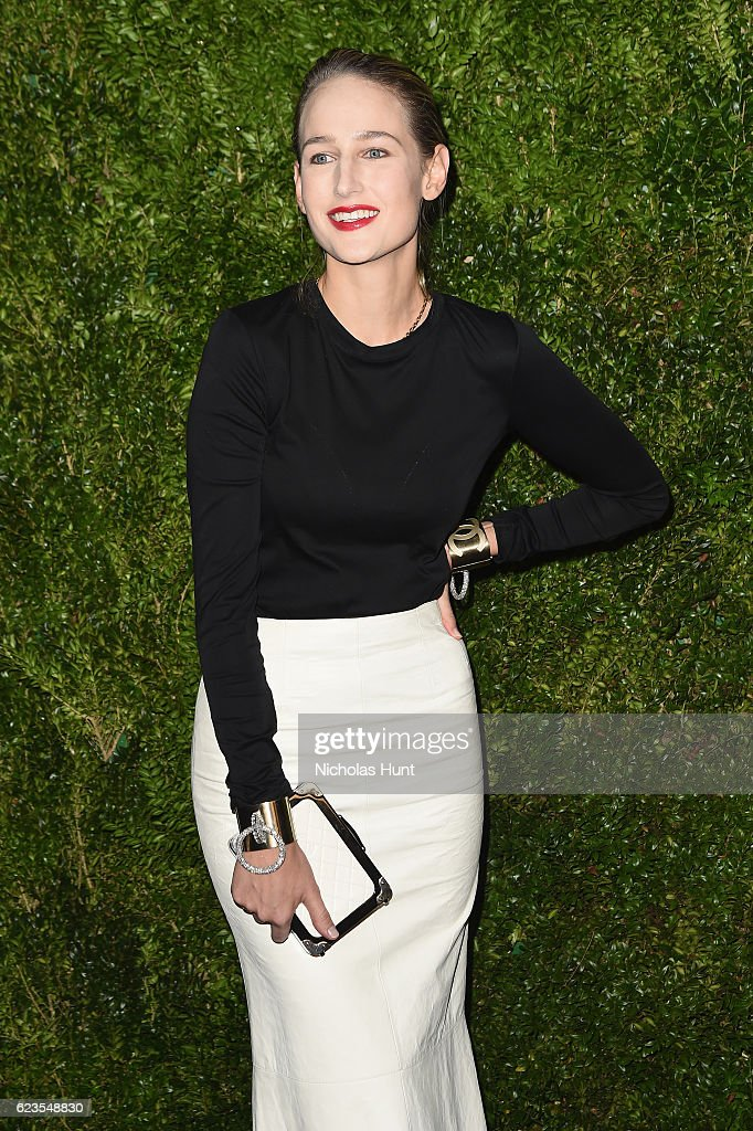 Leelee Sobieski attends the MoMA Film Benefit presented by CHANEL, A Tribute To Tom Hanks at MOMA on November 15, 2016 in New York City.