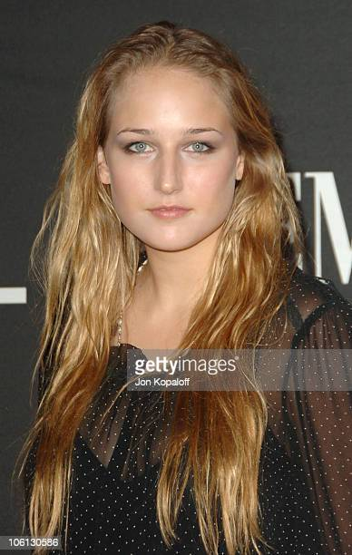 Leelee Sobieski during 13th Annual Premiere Women In Hollywood at Beverly Hills Hotel Bungalows in Beverly Hills California United States