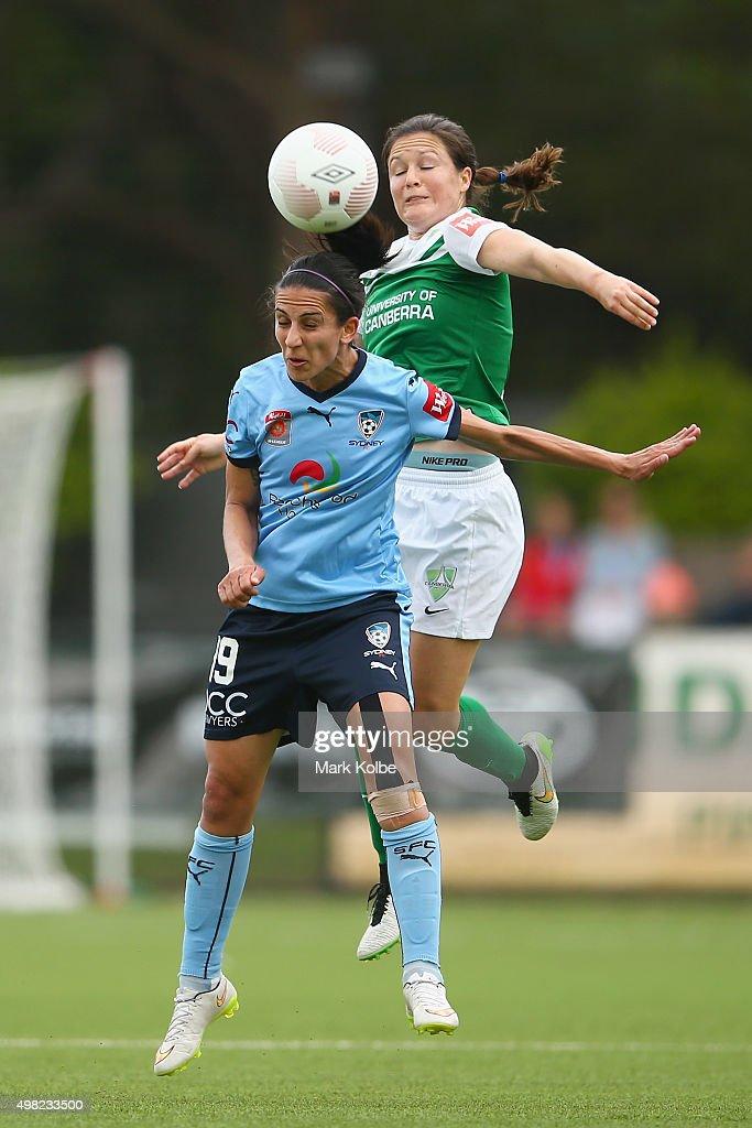 W-League Rd 6 - Sydney v Canberra