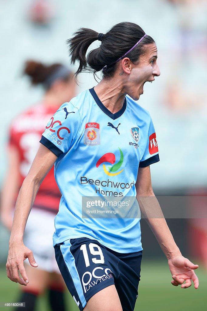 W-League Rd 3 - Western Sydney v Sydney
