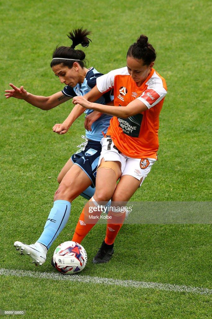 W-League Rd 1 - Sydney v Brisbane