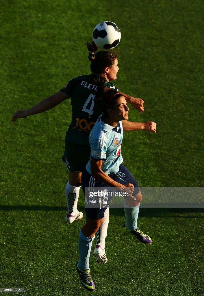 W-League Rd 12 - Sydney v Canberra