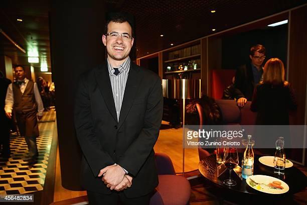 Leeran Z Raphaely attends the 'Film Musik Wettbewerb' Dinner during Day 7 of Zurich Film Festival 2014 on October 1 2014 in Zurich Switzerland