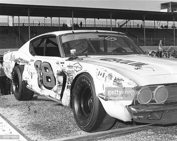 LeeRoy YarbroughÕs battered Ford looked more like an also-ran than a winner after the Rebel 400 NASCAR Cup race at Darlington Raceway. The leaders...