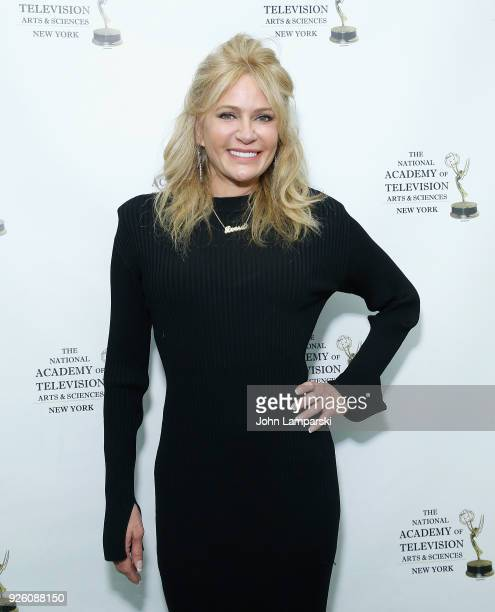 Leesa Rowland attends as Prince MarioMax Schaumburg Lippe hosts Le Caviar Royale reception on March 1 2018 in New York City