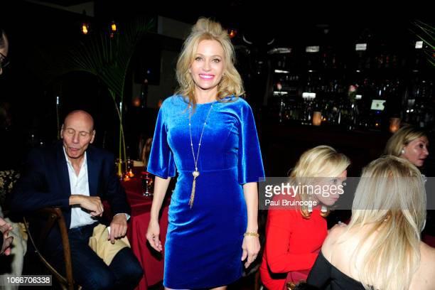 Leesa Rowland attends Cheri Kaufman's Birthday at Kaufman Astoria Studios on November 29 2018 in the Queens borough of New York City