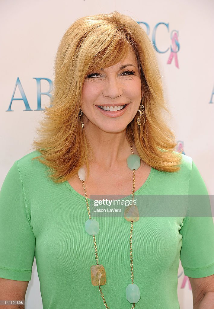 Leeza Gibbons attends the Associates For Breast And Prostate Cancer Studies' Mother's Day luncheon at Four Seasons Hotel Los Angeles at Beverly Hills on May 9, 2012 in Beverly Hills, California.