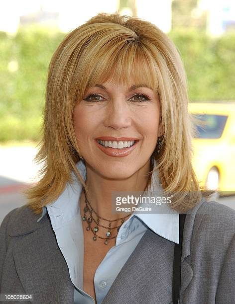 Leeza Gibbons during 2003 National Cable Telecommunications Assn Press Tour Day Two at Renaissance Hotel in Hollywood California United States