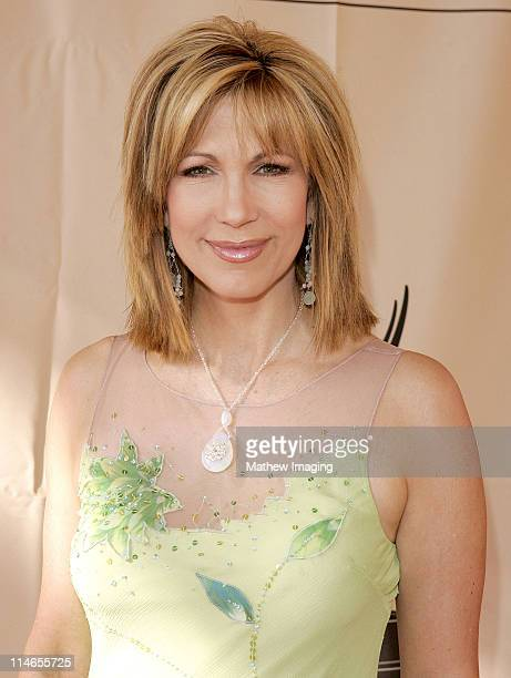 Leeza Gibbons during 57th Annual Los Angeles Area Emmy Awards Arrivals Reception at Leonard H Goldenson Theatre in North Hollywood California United...