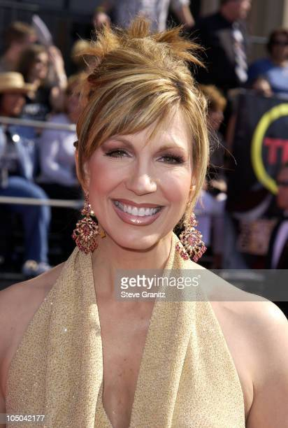 Leeza Gibbons during 9th Annual Screen Actors Guild Awards Arrivals at Shrine Exposition Center in Los Angeles California United States
