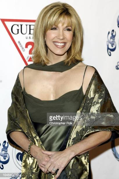Leeza Gibbons during Carousel of Hope Benefitingthe Barbara Davis Center For Childhood Diabetes at Beverly Hilton Hotel in Los Angeles CA United...