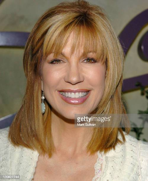 Leeza Gibbons during CNN Celebrates 20 Years with Larry King Arrivals at Spago in Beverly Hills California United States