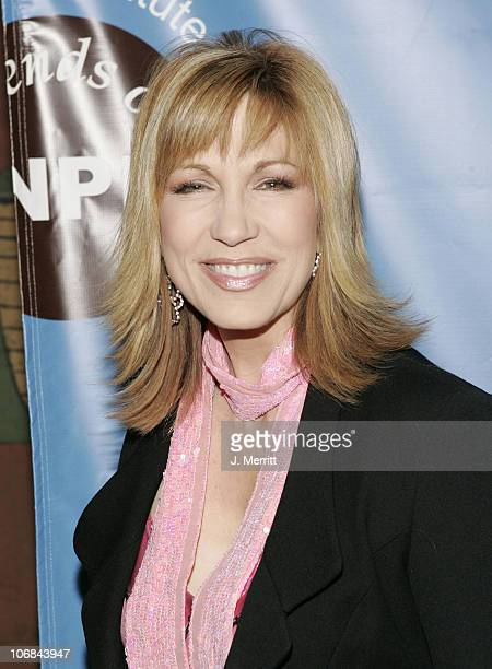 Leeza Gibbons during Friends of NPi Present Screening of The Aviator and Appearance by Leonardo DiCaprio and Martin Scorsese at The Egyptian Theatre...