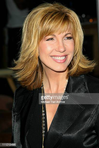 Leeza Gibbons during Modern Mom Mingle Party Arrivals at Skybar at Mondrian in West Hollywood California United States