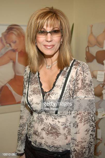 Leeza Gibbons during The Cabana Oscars Beauty Buffet with Allure Magazine Day 2 at Chateau Marmont in West Hollywood California United States