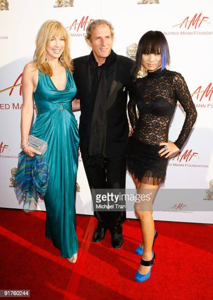 Leeza Gibbons Michael Bolton and Bai Ling arrive at ''An Evening of Innovation and Inspiration Within The Forbidden City'' a 6th annual celebration...