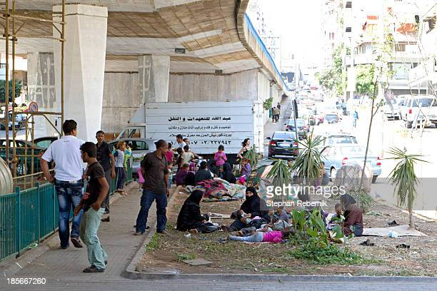 Left alone, with nothing left, they are living under bridges, on the street, in parks. Whole families with little children, forced to beg or work a...